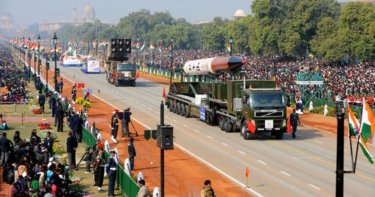 Agni-V test fired off Odisha coast