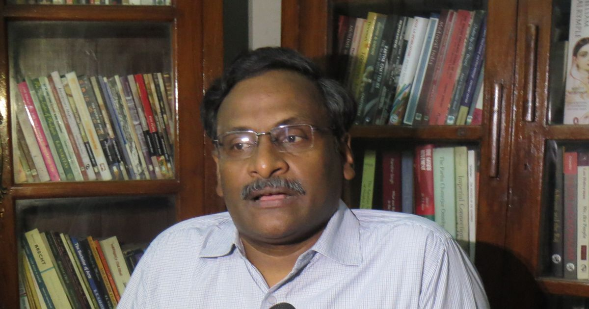 DU professor GN Saibaba and four others get life sentence for 'Maoist links'