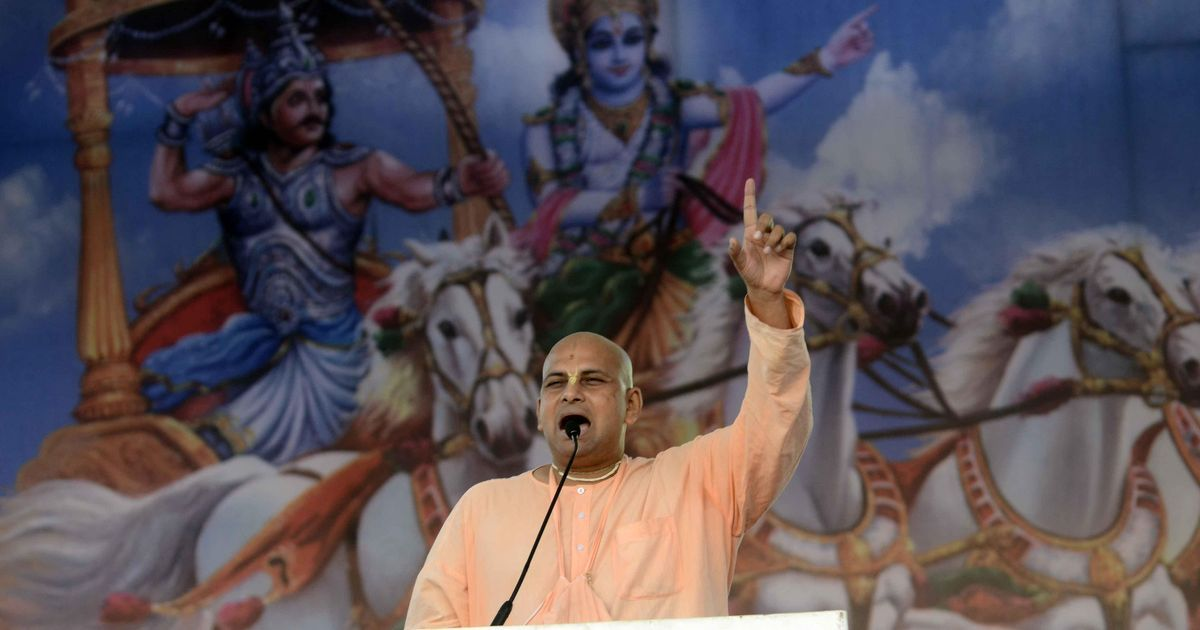 Explainer: Adityanath's appointment as Uttar Pradesh CM is a boost to the Ram Mandir movement