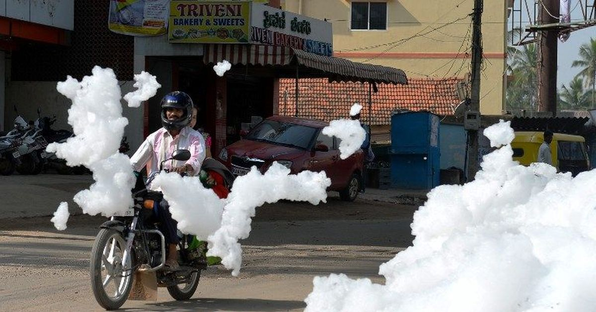 Residents 'Trapped' As Bengaluru Lakes Froth Like Never Before: 10 Points