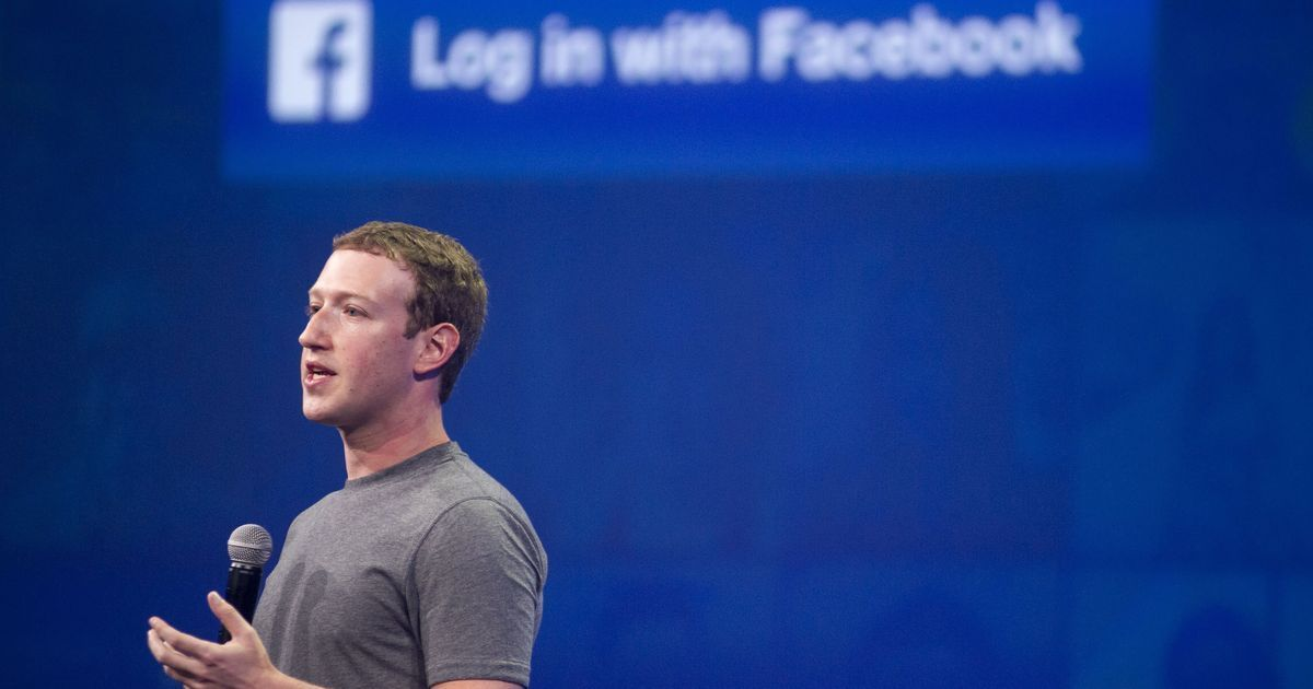 Facebook's Mark Zuckerberg overtakes Warren Buffett, is now the third-richest person in the world