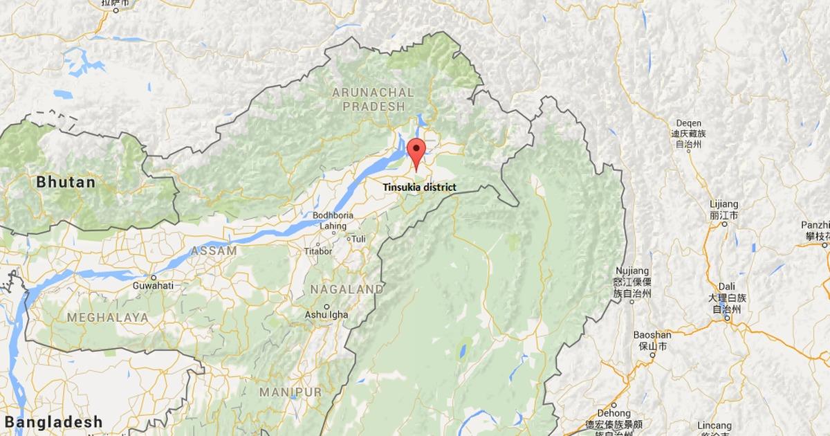 Assam: Suspected ULFA(I) militants kill five people in Tinsukia district