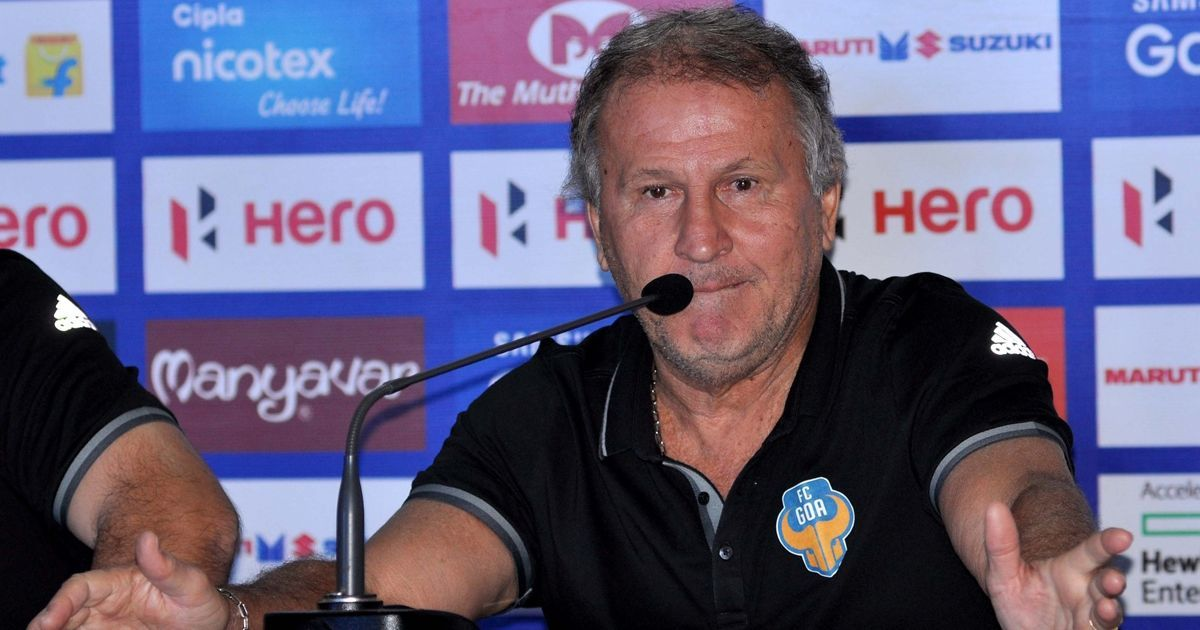 ISL club FC Goa parts ways with head coach Zico after last-place finish