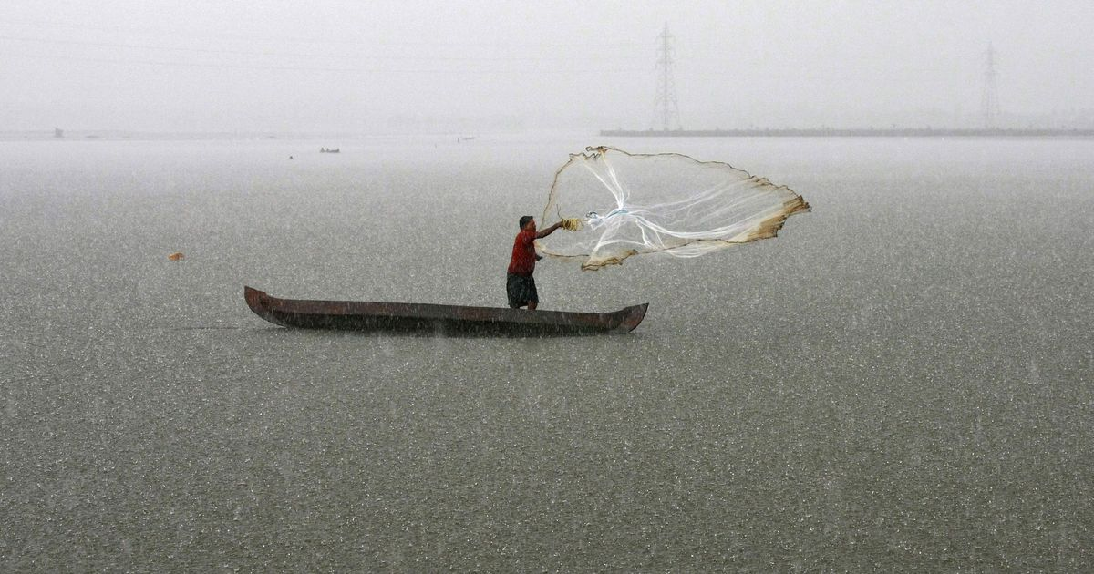 Southwest monsoon has set in over Kerala today, says weather department