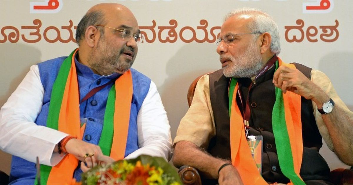 Modi and Shah are wrong: Several states have higher crime rates than UP (including BJP-ruled ones)
