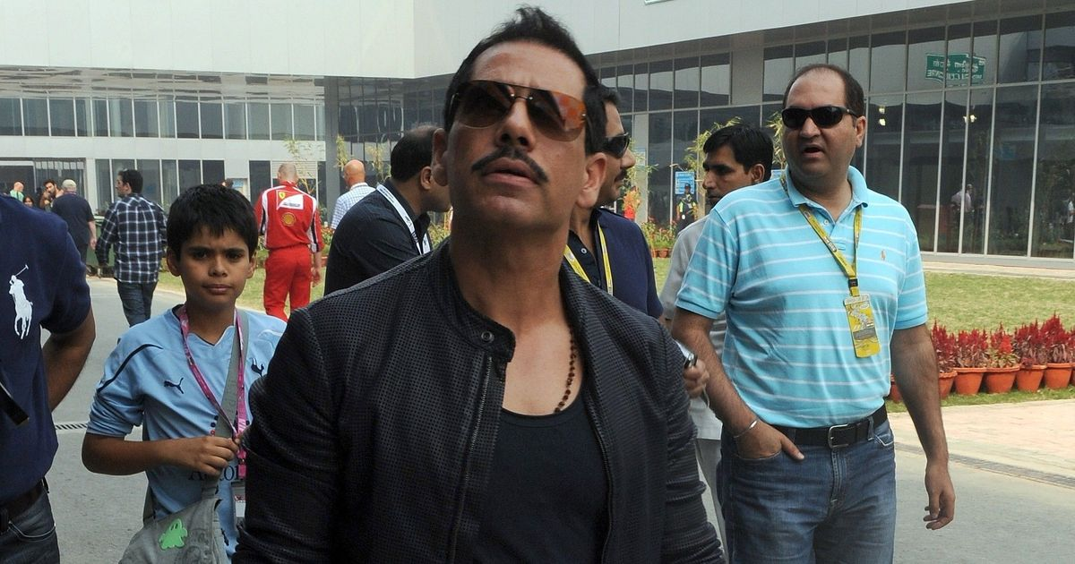 Delhi court grants interim protection from arrest to Robert Vadra's alleged aide