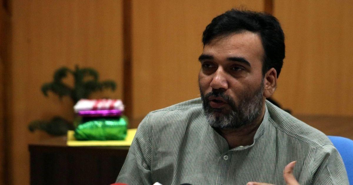 आम आदमी पार्टी लोकसभा चुनाव के लिए कांग्रेस से कोई गठजोड़ नहीं करेगी : गोपाल राय