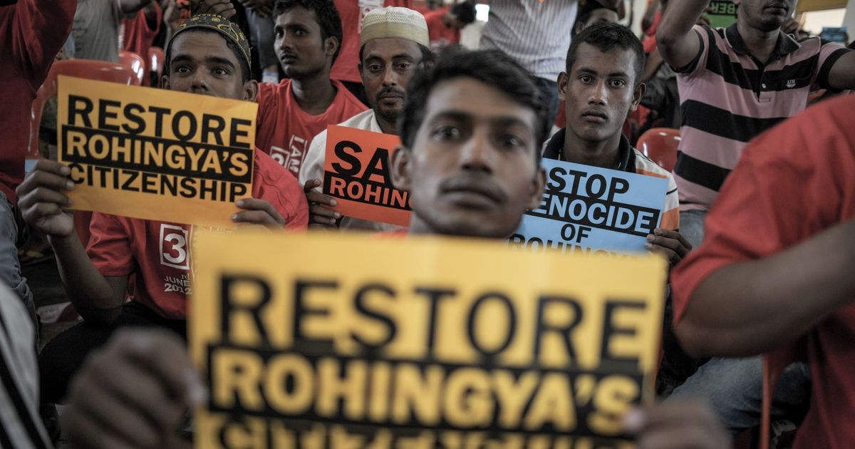 Image result for rohingya violence