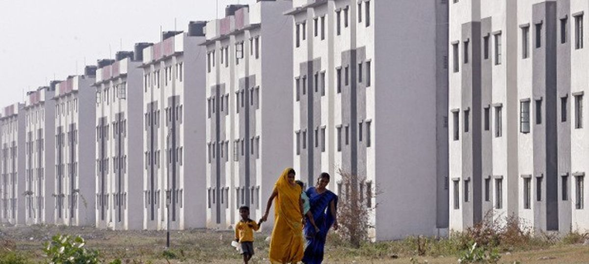 Mind the gap: Indian cities need 18 million houses – even as nine million houses lie vacant
