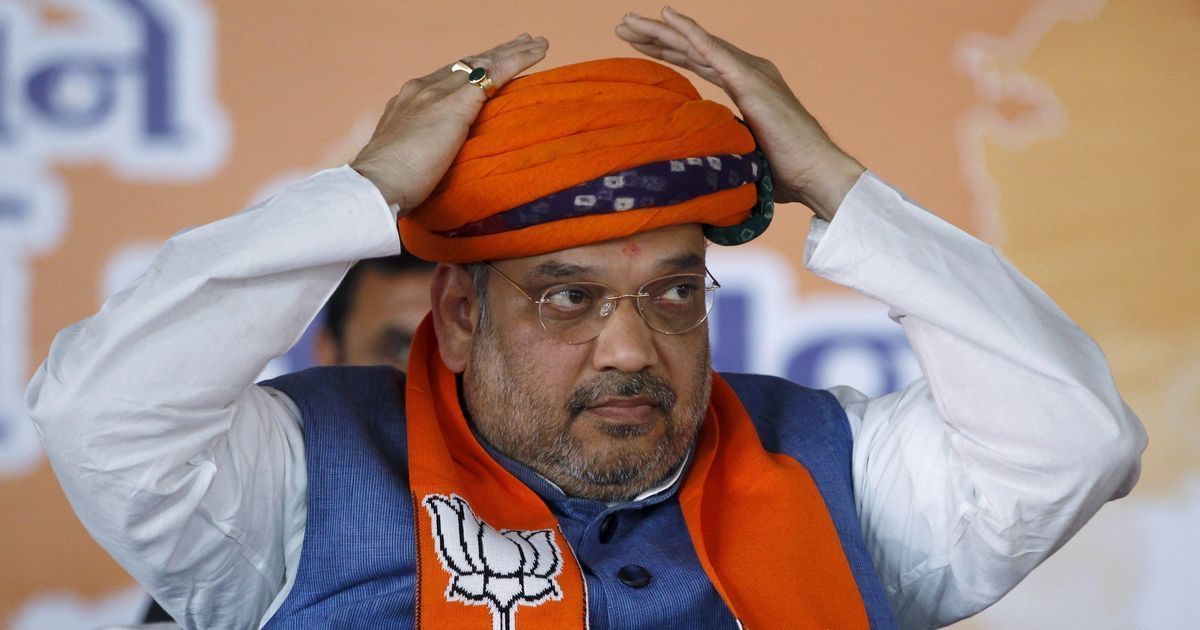 Amit Shah is doing well, says BJP after he was diagnosed with swine flu