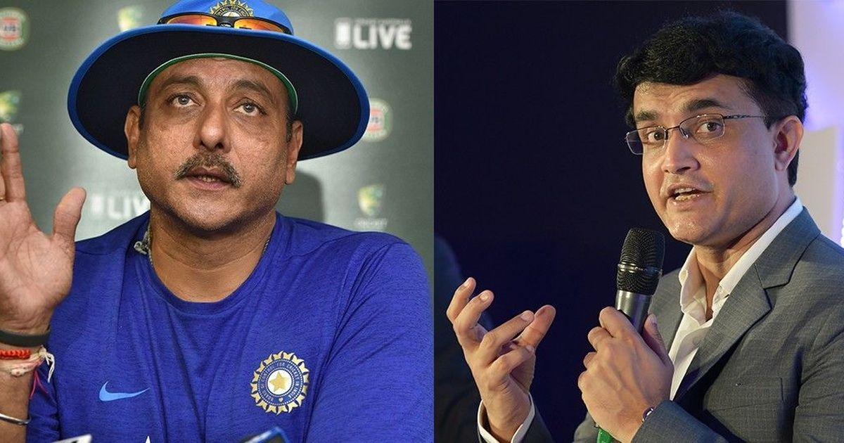 Ravi Shastri will also be involved at NCA till he's coach of Indian team, says Sourav Ganguly