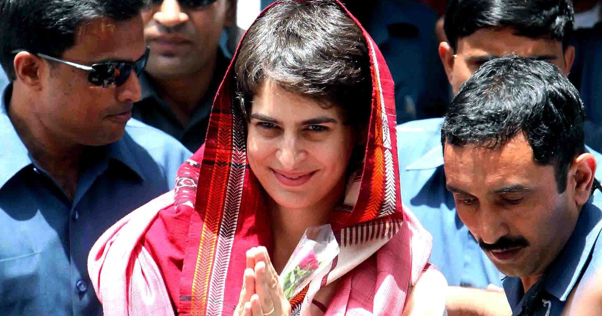 The big news: Priyanka Gandhi to launch Congress campaign in Uttar Pradesh, and 9 other top stories