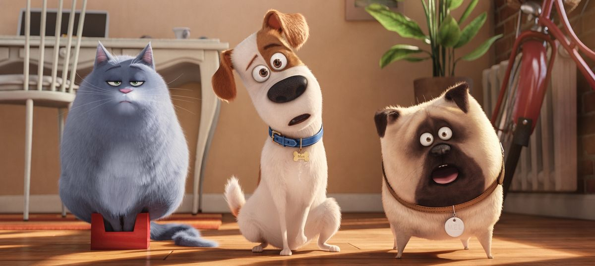 Film review: 'The Secret Life of Pets' is fluffy fun