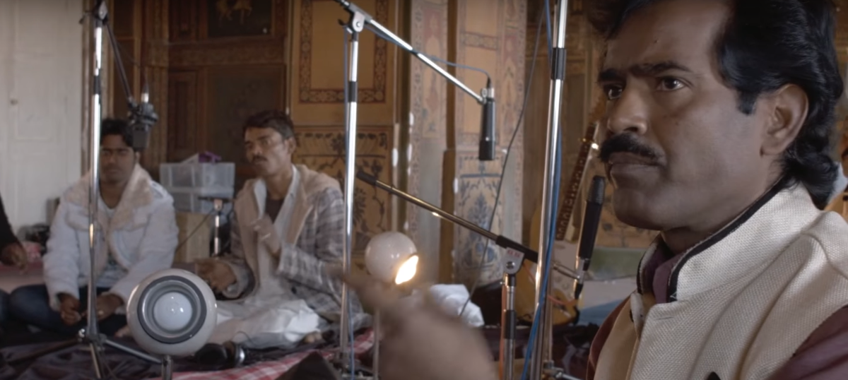 Paul Thomas Anderson's 'Junun' is 54 minutes of stunning music