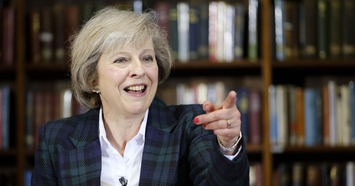 Snap election is a win-win for Theresa May: She'll crush Labour and make Brexit a little easier
