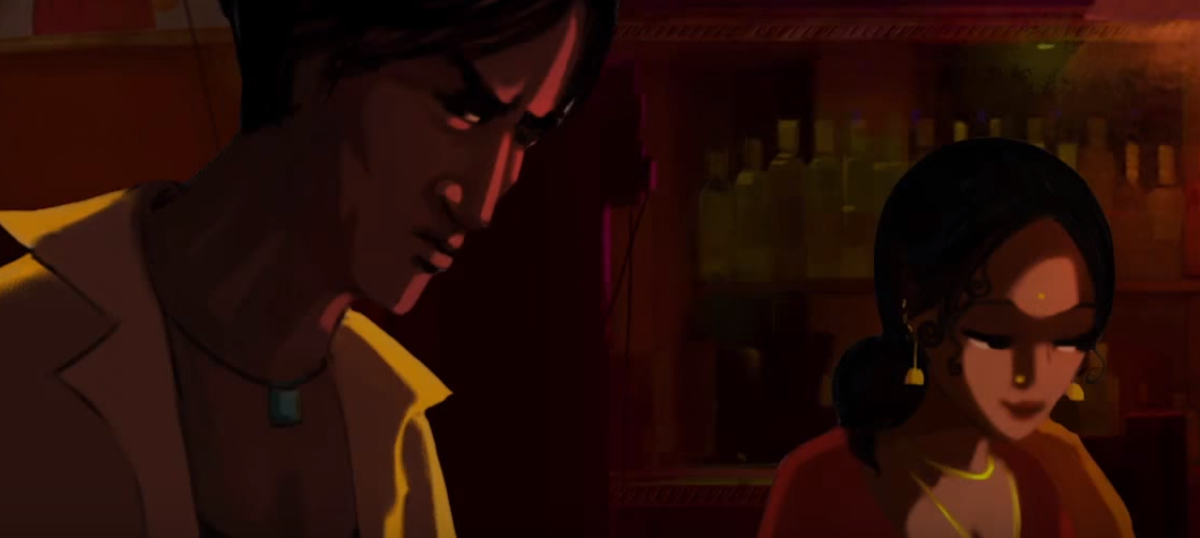 Have you seen Gitanjali Rao's 2D animation films about the 3D lives of women and men?