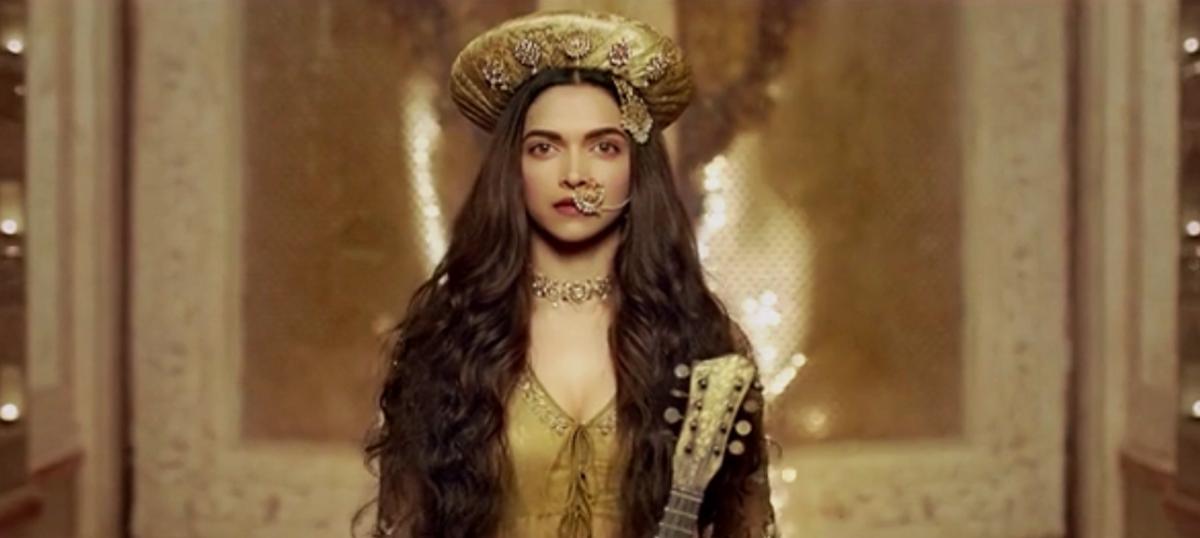 Sanjay Leela Bhansali's recreation of the iconic 'Pyar Kiya Toh Darna Kya' in 'Bajirao Mastani' sounds suspiciously familiar