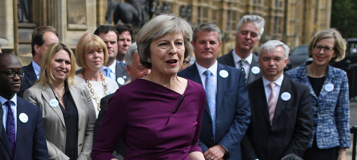 Theresa May appoints Boris Johnson foreign secretary, David Davis to lead Brexit negotiations