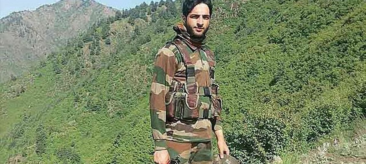 Three Rashtriya Rifles unit personnel awarded Sena medal for killing Hizbul militant Burhan Wani
