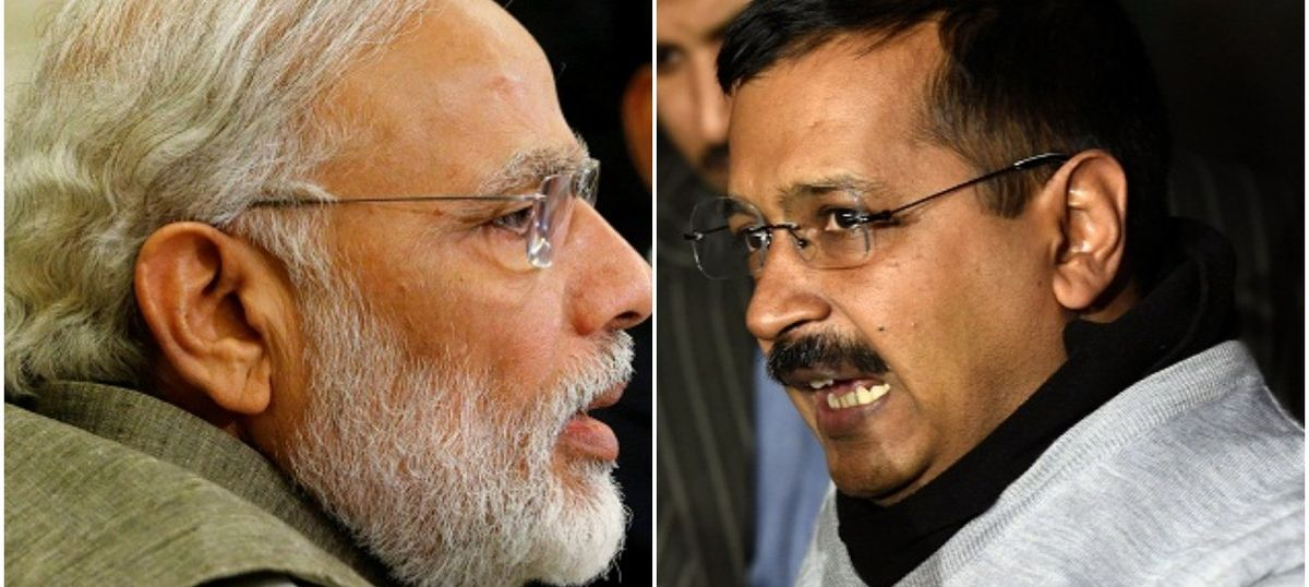 Arvind Kejriwal's paranoia is undermining his claims about Modi's anti-AAP vendetta