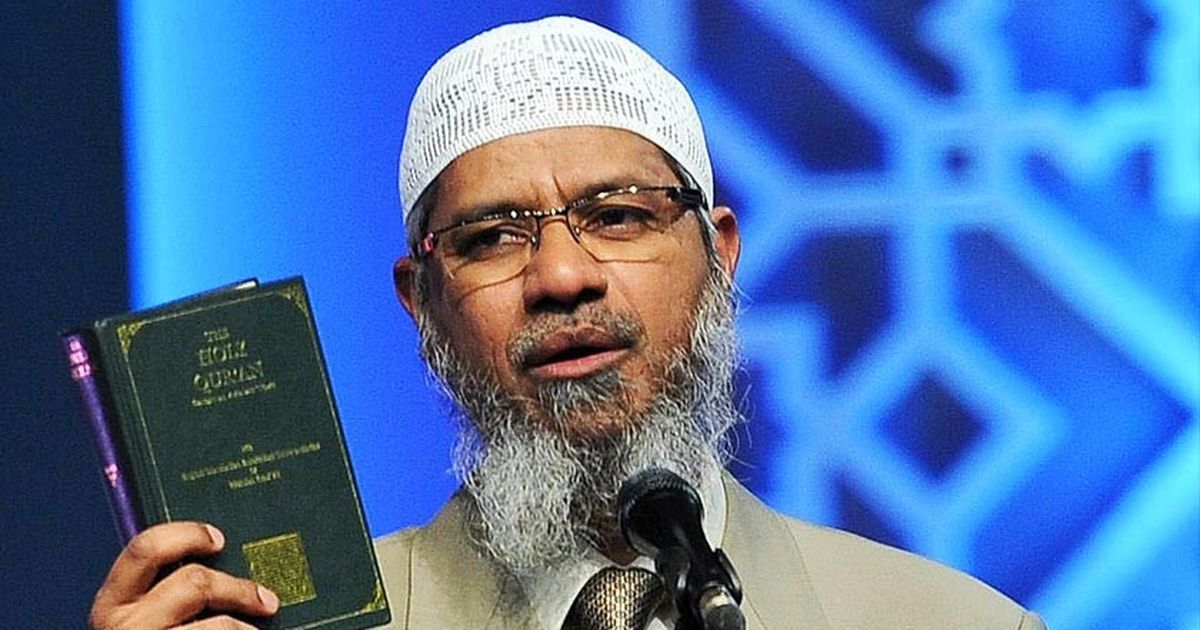 Malaysia to assist India in Dr Zakir Naik probe