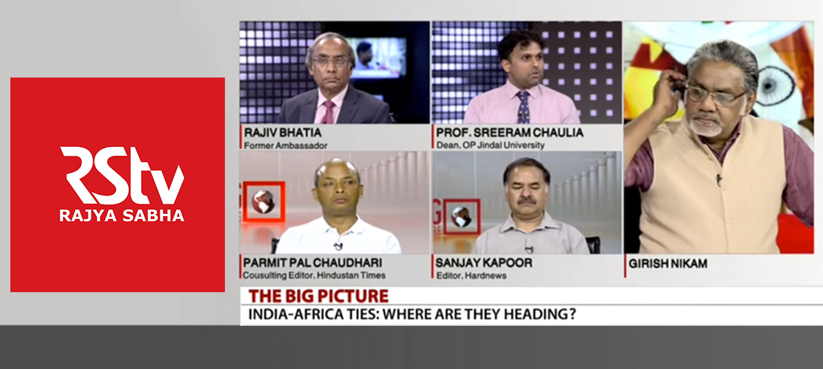 Channel surfing: A panel debate that wasn't a slugfest? That's Rajya Sabha TV for you
