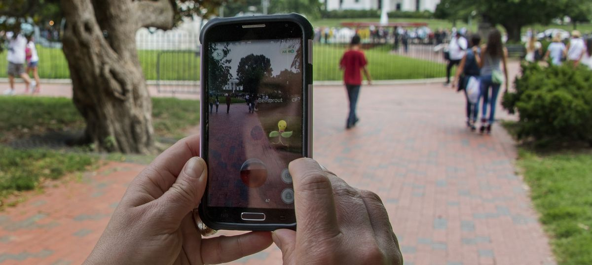 Stop playing Pokemon Go at the US Holocaust Memorial Museum, authorities tell visitors