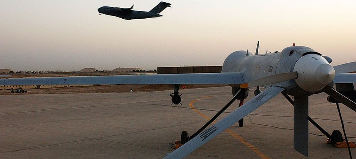 American drone manufacturer to set up office in Delhi by year end
