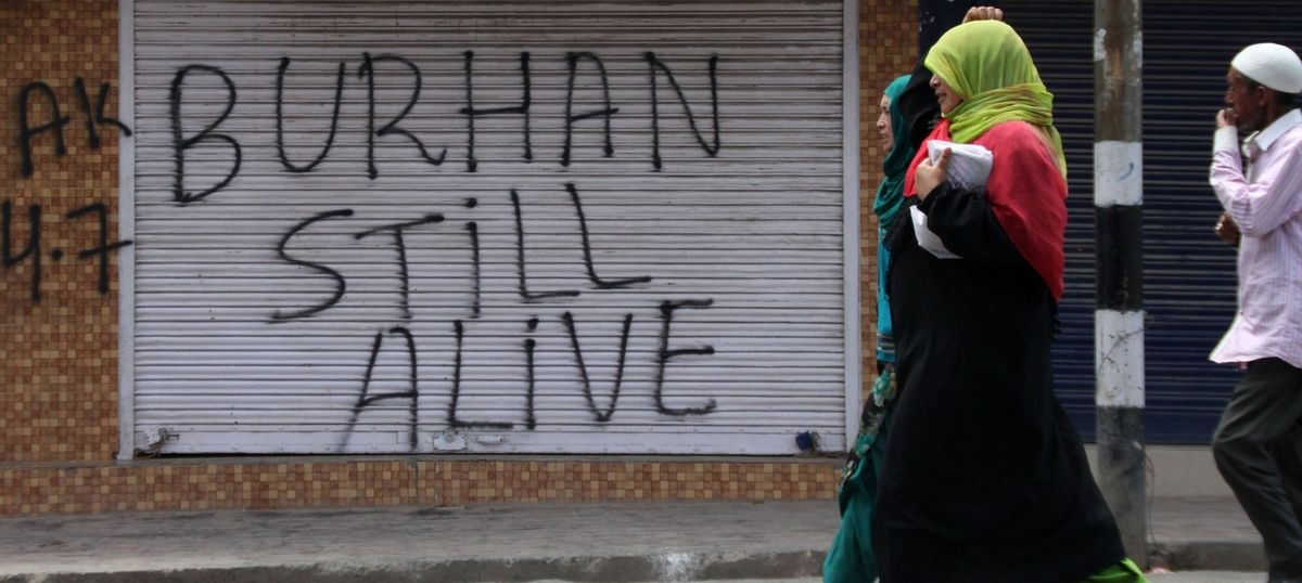 UK cancels 'Burhan Wani Day' rally after India lodges protest