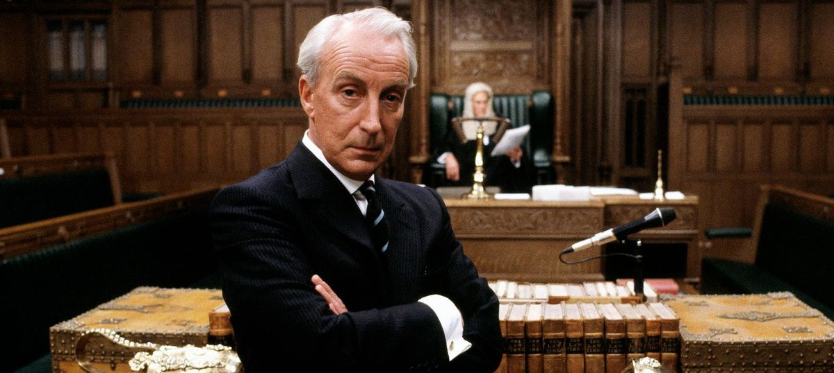 Meet Francis Urquhart, the British model for Frank Underwood from Emmy-nominated 'House of Cards'