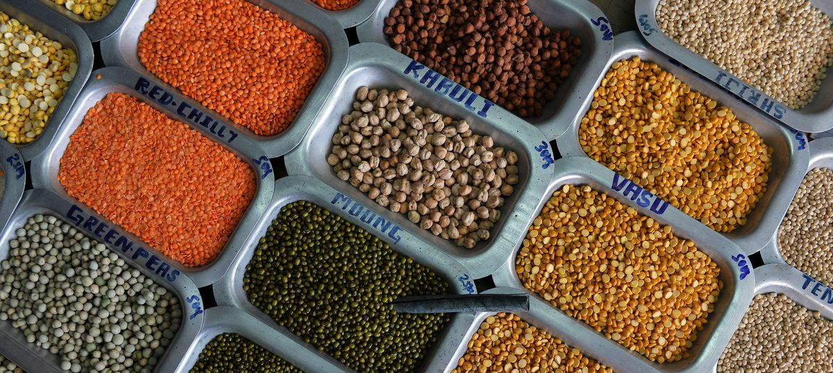 Tonnes of dal from Mozambique will reach Indian markets after Modi's visit