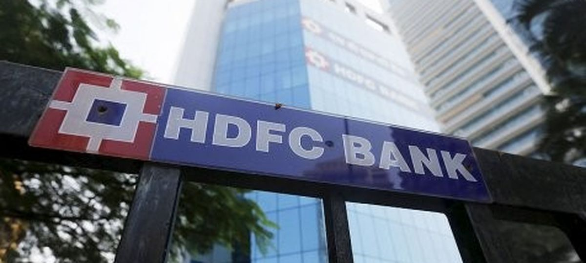 hdfc bank registers 20 higher net profit in first quarter