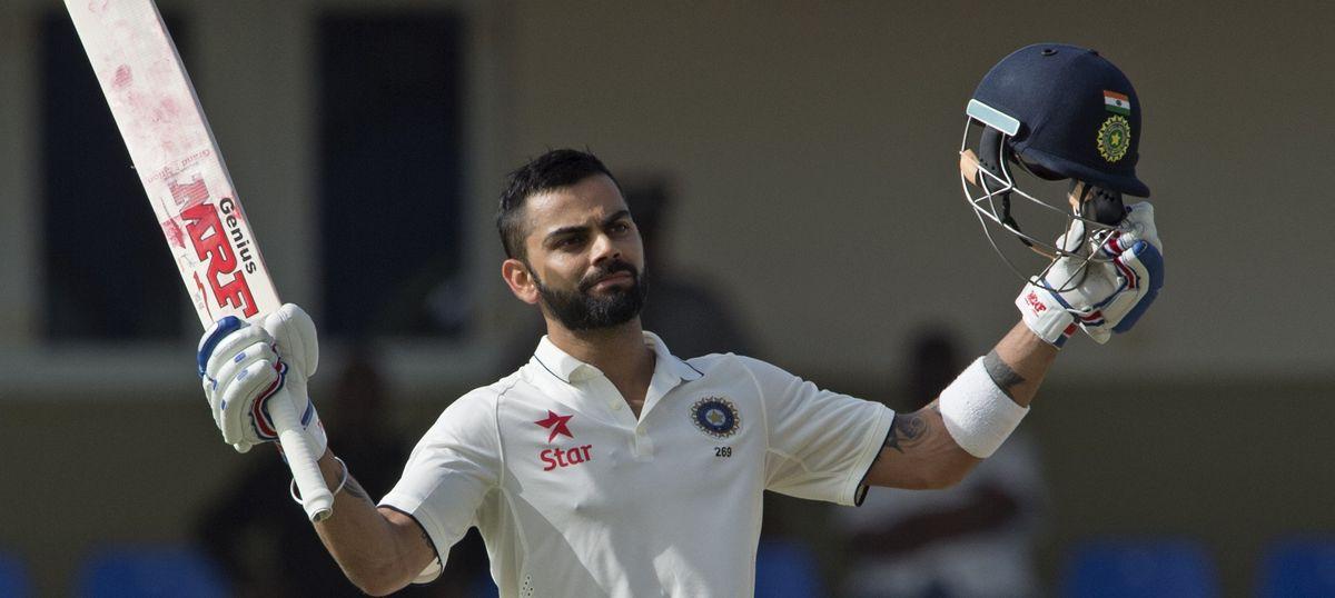 Amazing Virat Kohli Scores His First Double Century In Test Cricket Hairstyles For Men Maxibearus