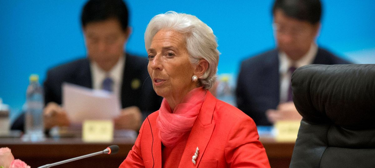 IMF expresses 'full confidence' in Christine Lagarde despite her conviction in fraud case