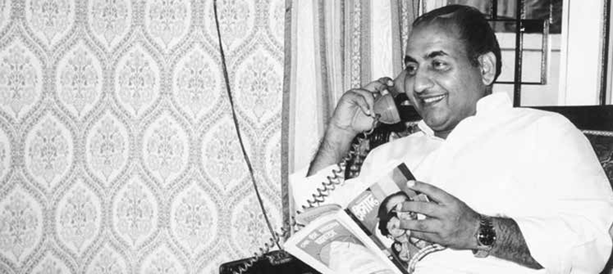 On Mohammed Rafi's 36th death anniversary, the question lingers: How did he sing so effortlessly?