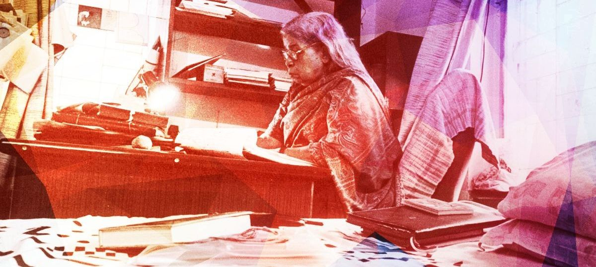 Two personal tributes to Mahasweta Devi, and her response (though she never heard them)