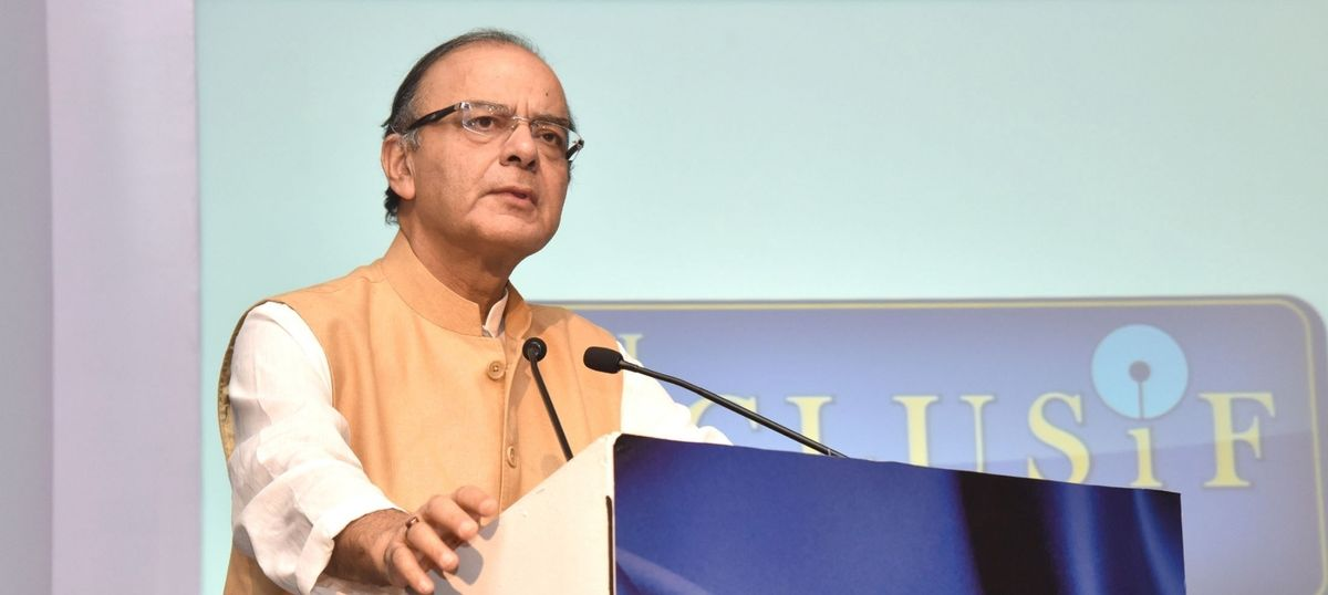 Government is looking into Andhra Pradesh's demand for special category status, says Arun Jaitley