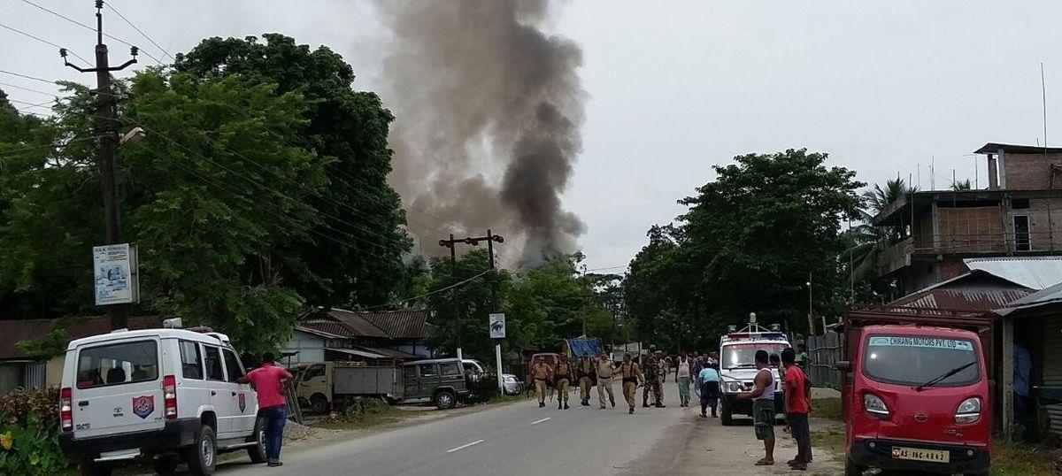 असम में बंदूकधारियों की बाजार में अंधाधुंध फायरिंग, 13 मरे