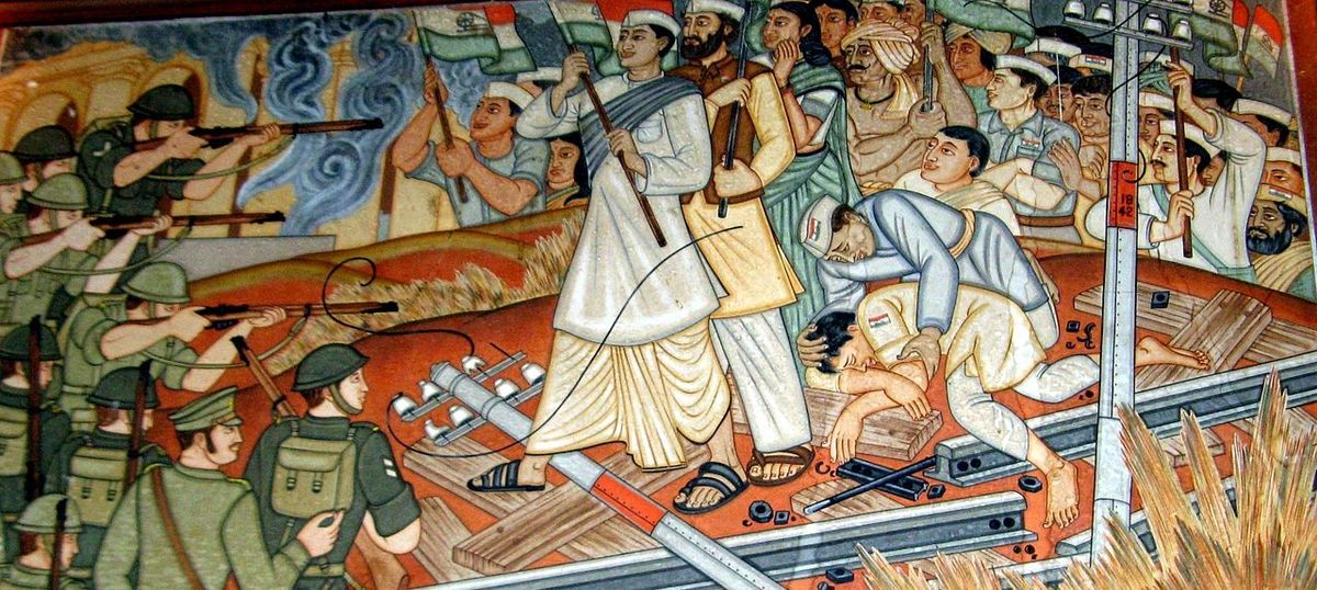 From Tamluk to Nandigram: How the Quit India movement brought down the Left Front in West Bengal