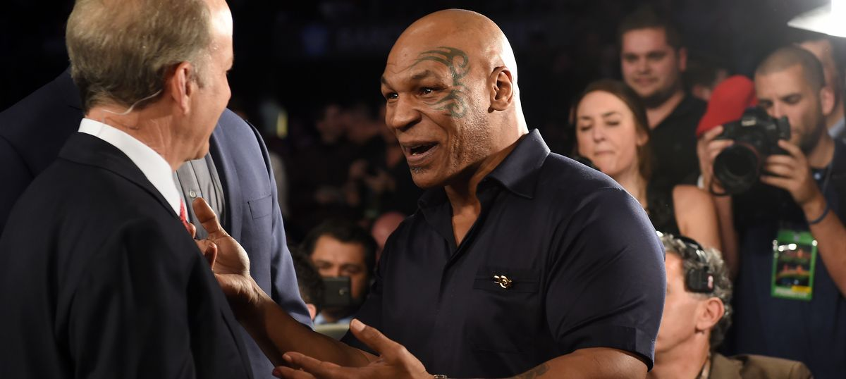 Former world champion boxer Mike Tyson to mentor Indian Mixed Martial Arts league