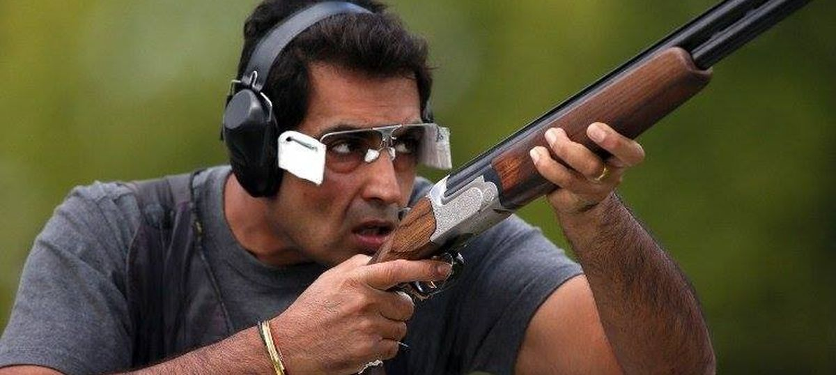 Manavjit Singh Sandhu, Shreyasi Singh lead after opening day of Shotgun nationals