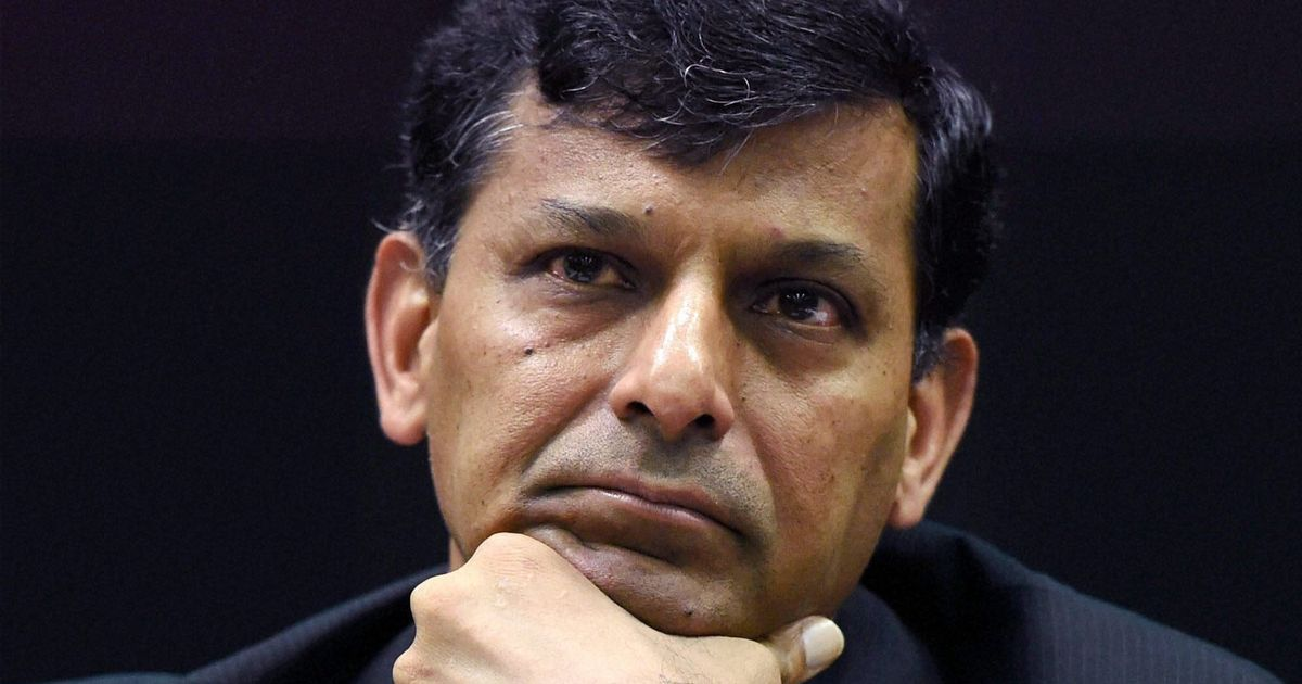 Raghuram Rajan questions the government's move to merge public sector banks