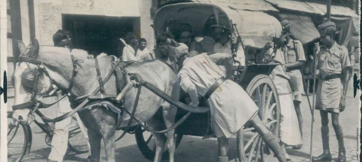 Did Sardar Patel order the eviction of Muslims from Delhi villages?