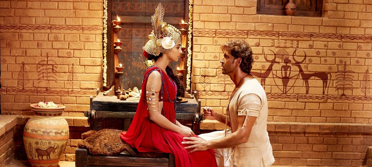 Mohenjo Daro 2016 Hindi 720p ORG Blu-Ray 700MB HEVC ESubs