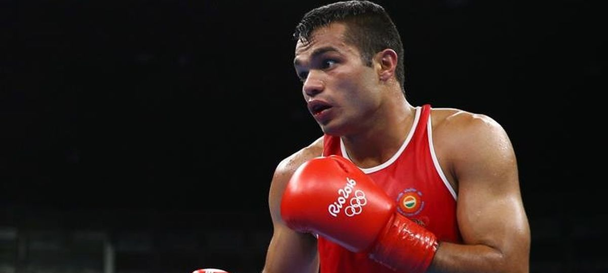 'I have made up my mind': India boxer Vikas Krishan to turn professional by end of 2018