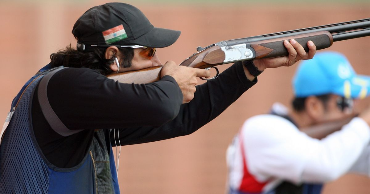 Shooting: Indian men's skeet team wins bronze in ISSF World Cup