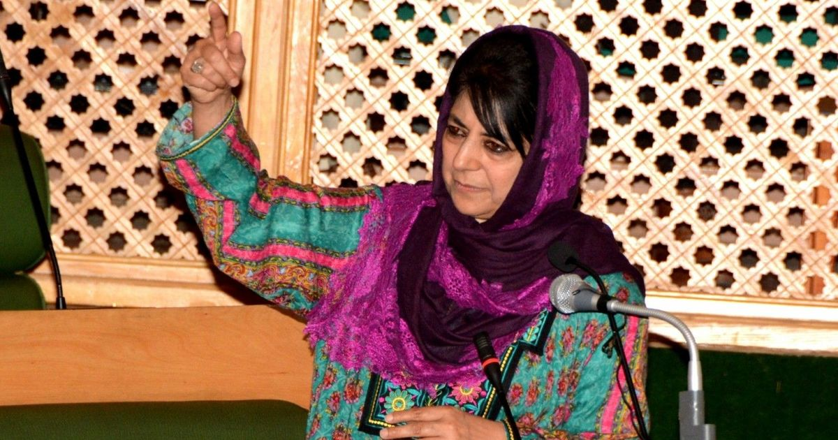 Shifting Kathua trial to Pathankot will boost morale of state police: Mehbooba