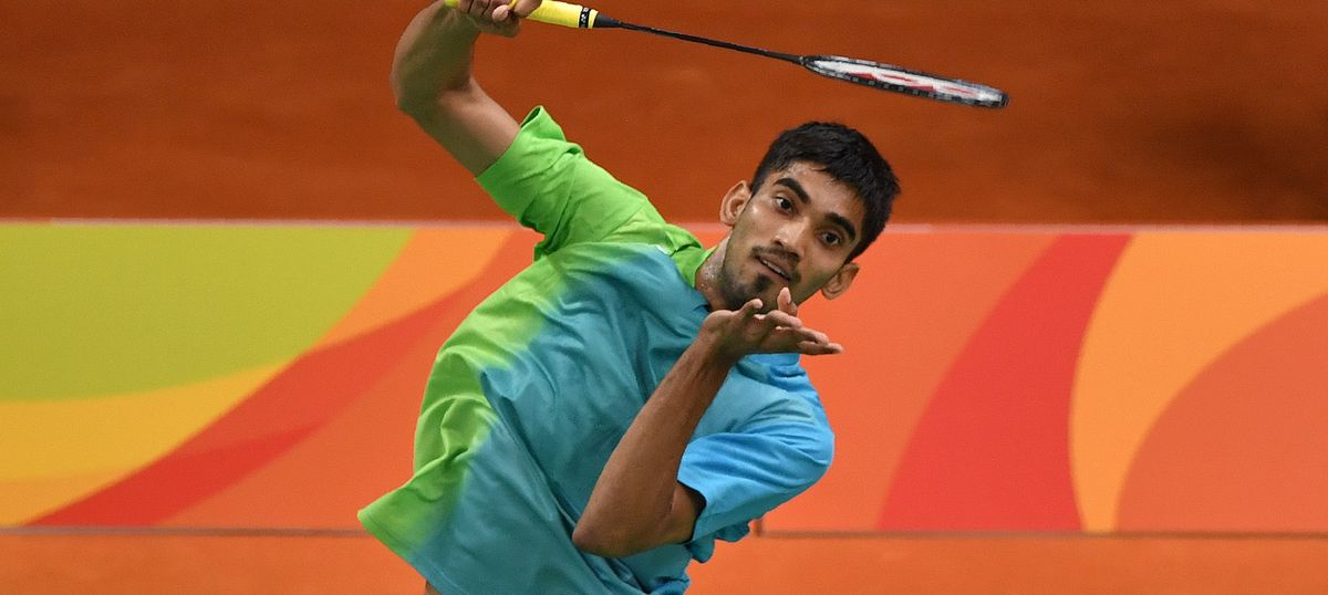 Kidambi Srikanth crashes out in the first round of the All England Open