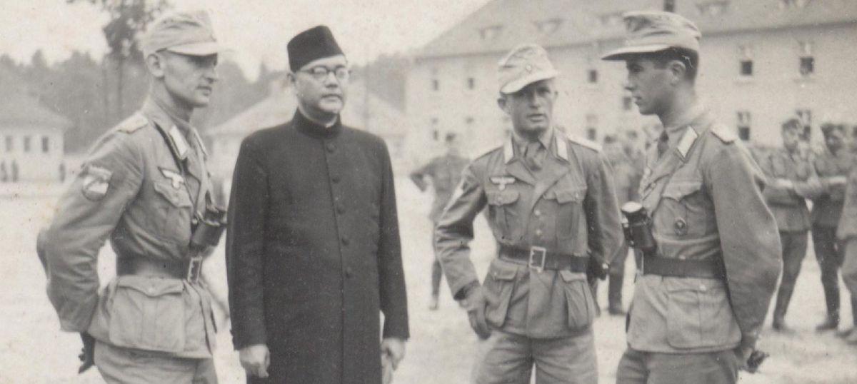 Rare photos raise the question: Was Netaji Subhas Chandra Bose a fascist?
