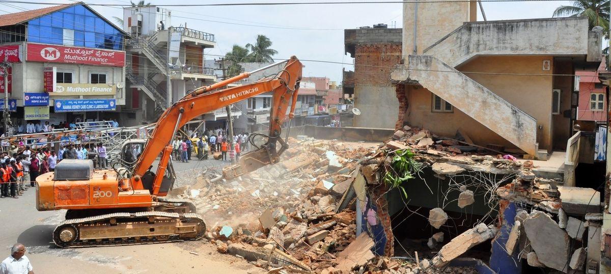 Why Bangalore Is Using Raj Era Maps To Identify And Raze
